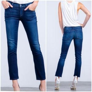 CITIZENS OF HUMANITY, PHOEBE STRAIGHT LEG CROP